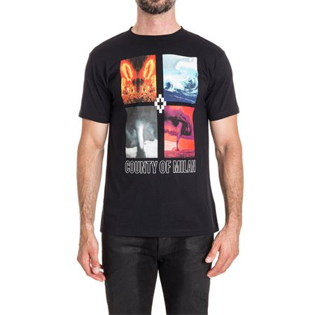 MARCELO BURLON County of Milan - T-shirt