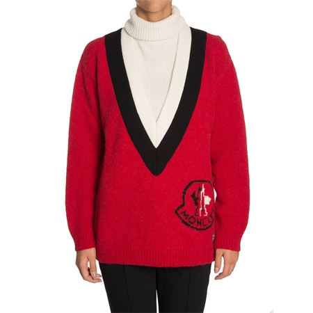MONCLER GAMME ROUGES - Maglia