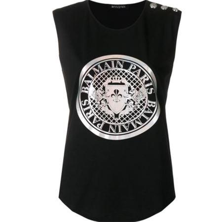 BALMAIN - T-shirt