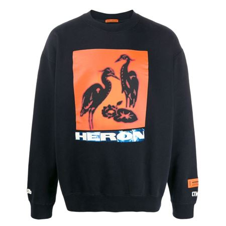 HERON PRESTON - Felpa