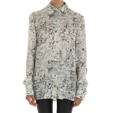 OFF WHITE  - Camicia