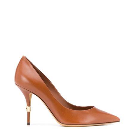 DOLCE&GABBANA - Scarpe con tacco