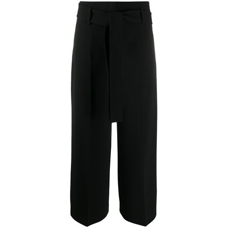 THEORY BELT CROP PANT K0609220001