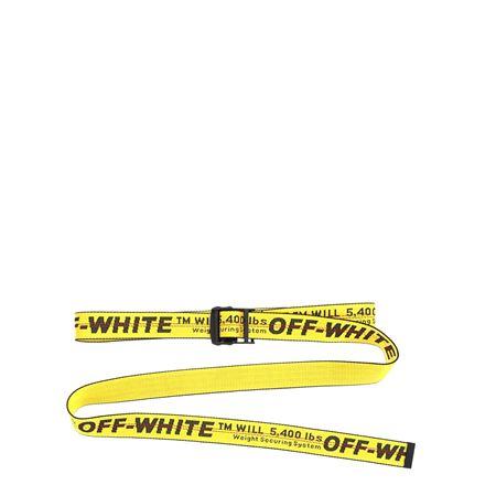 OFF WHITE  - Cintura