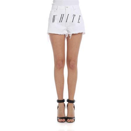 OFF WHITE  - Shorts
