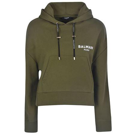 BALMAIN - Felpa